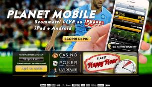Scaricare PlanetWin 365 su Android e iPhone